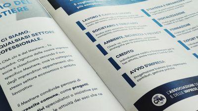company profile servizi CNA